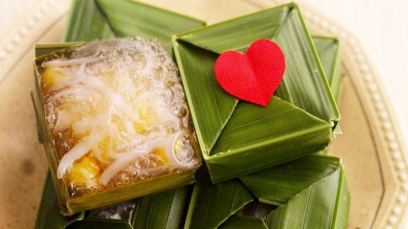 Top 10 đặc sản miền Bắc trứ danh làm quà  Bánh Phu Thê
