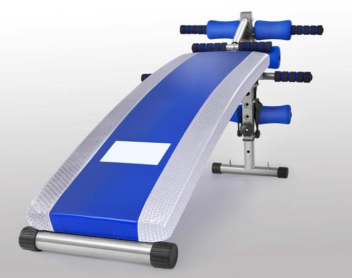 Top 10 máy tập giảm mỡ bụng tốt nhất hiện nay sport 360 xd 8095