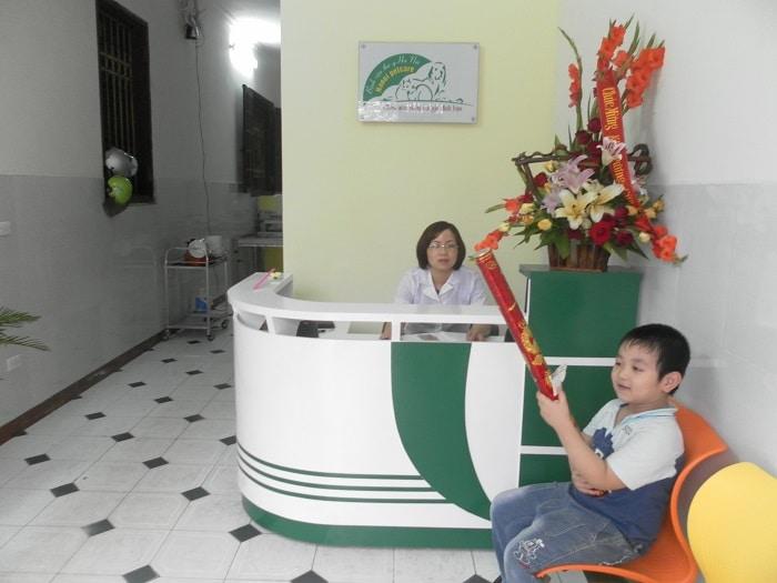 Top 10 phòng khám thú y uy tín nhất Hà Nội hải đăng