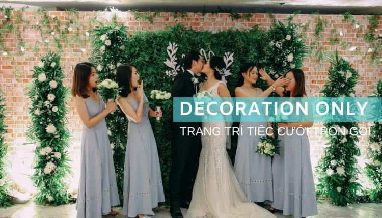 Top 10 wedding planner hàng đầu Việt Nam - Kiss wedding