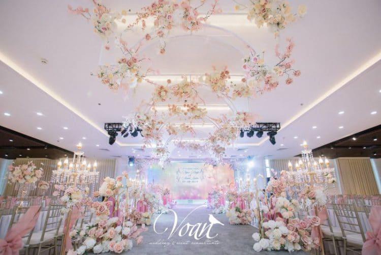 Top 10 wedding planner hàng đầu Việt Nam - Voan Wedding