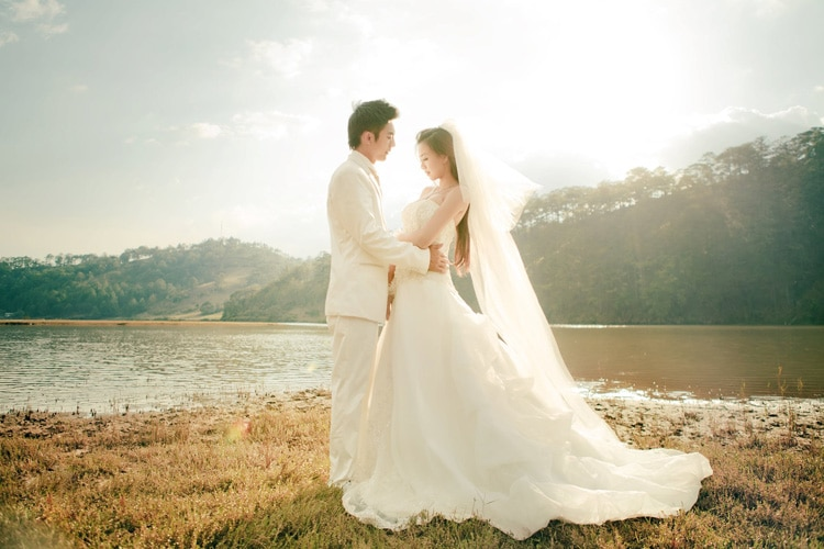 20 Địa điểm chụp ảnh cưới đẹp ở Sài Gòn đẹp nhất - Cần Giờ
