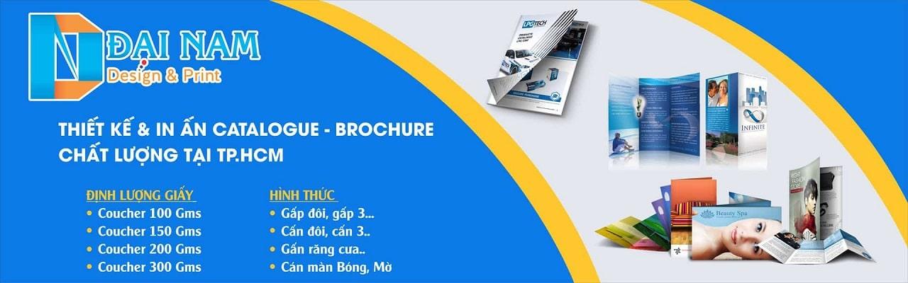 Top 5 dịch vụ in Catalogue giá rẻ nhất TPHCM in Đại Nam