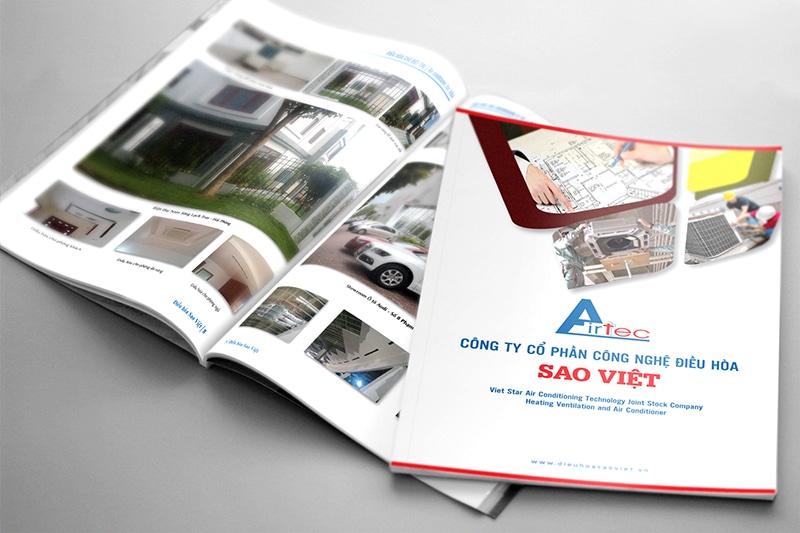 Top 5 dịch vụ in Catalogue giá rẻ nhất TPHCM in tinh tế