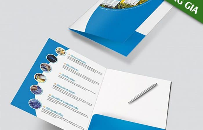 Top 5 dịch vụ in Folder giá rẻ nhất TPHCM cao hoàng gia