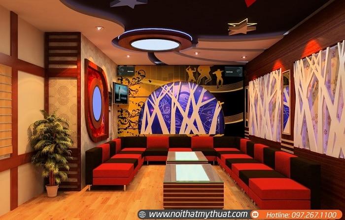 Top 5 Dịch vụ thiết kế thi công trọn gói karaoke uy tín tại TPHCM DG