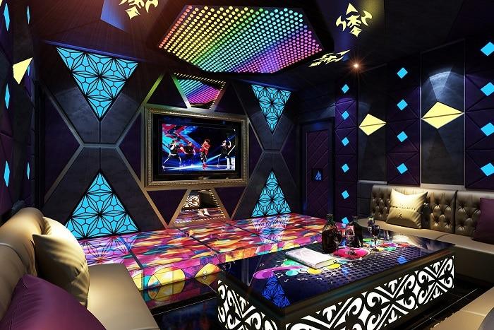 Top 5 Dịch vụ thiết kế thi công trọn gói karaoke uy tín tại TPHCM đạt phát