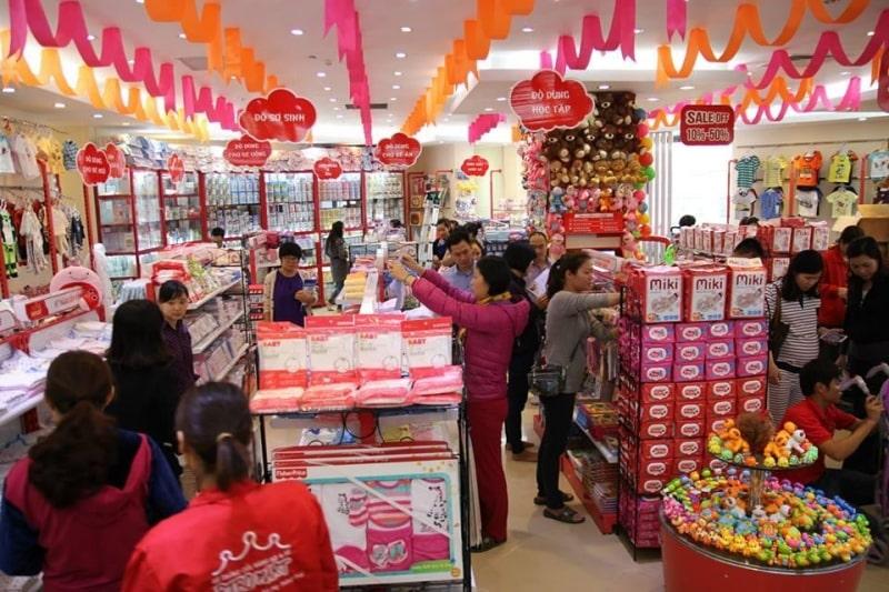 Top 8 shop mẹ và bé chất lượng nhất tại Đà Nẵng Shop bibo mart