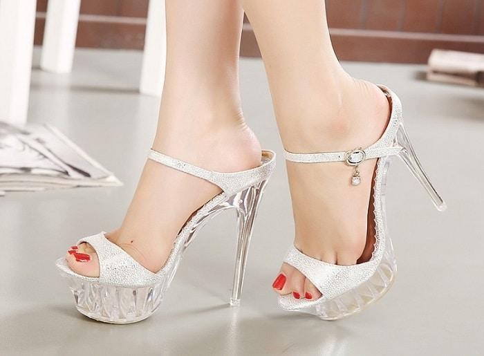 Top Địa chỉ mua giày cưới đẹp cho cô dâu - wina shop