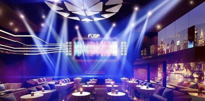 Top 10 quán bar nổi tiếng nhất Sài Gòn FUSE