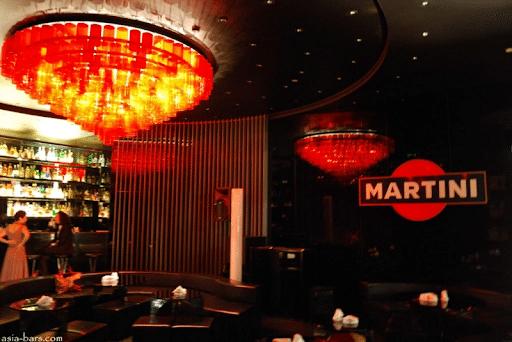 Top 10 quán bar nổi tiếng nhất Sài Gòn MARTINI