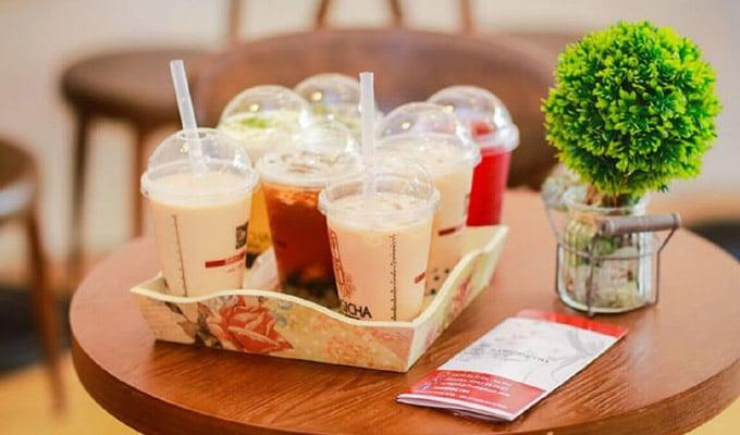 Top 10 quán trà sữa ngon và rẻ nhất cần thơ - L color