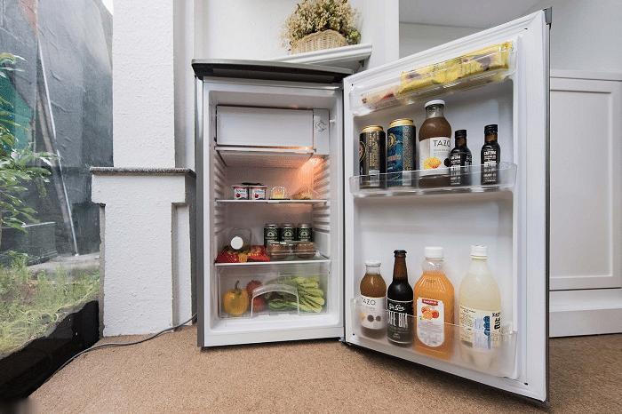 Top 10 tủ lạnh mini giá rẻ tiết kiệm điện đáng mua nhất 2020 Tủ lạnh Electrolux EUM0900SA