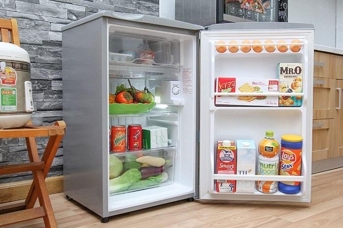 Tủ lạnh mini Sharp SJ-H8Y-S