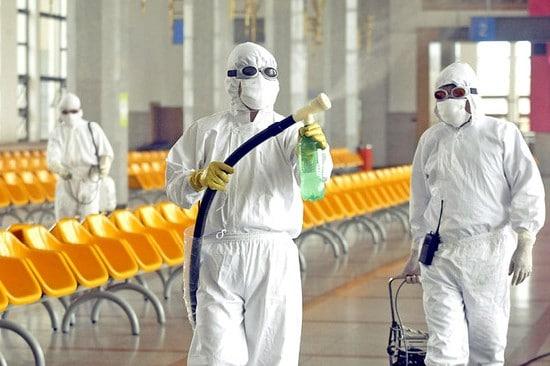 Dịch vụ phun thuốc sát khuẩn hùng Thịnh