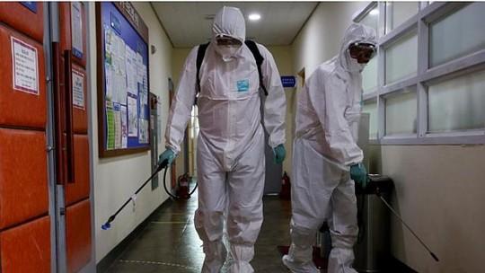 Diệt khử trùng quốc tê - phòng chống đại dịch lây nhiễm