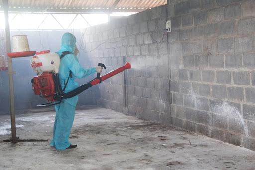 Dịch vụ phun xit khử trùng diệt khuẩn