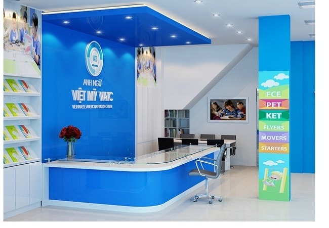 trung tâm luyện thi Ielts huyện Bình Chánh Việt Mỹ VATC