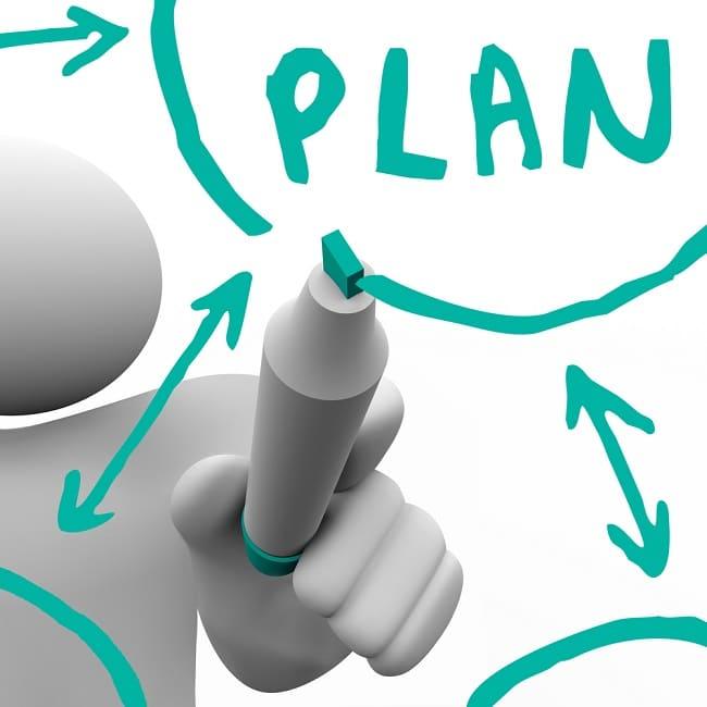 lập kế hoạch tổ chức sự kiện bước 5