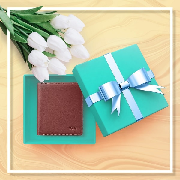 30 món quà ý nghĩa tặng bạn trai nhân dịp sinh nhật ý nghĩa nhất - Ví da
