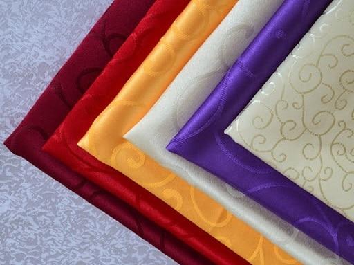 Cách phân biệt các loại vải lụa - Lụa Gấm - Top10tphcm