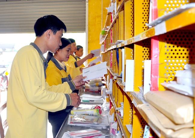 Bưu điện quận 6 Tân Đông Hòa