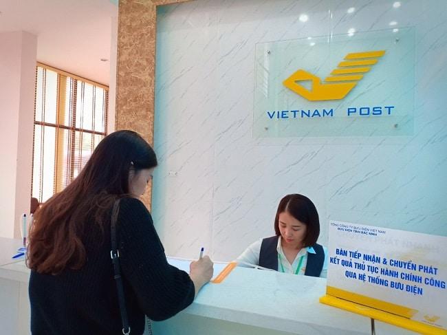 Bưu điện quận 2 An Điền