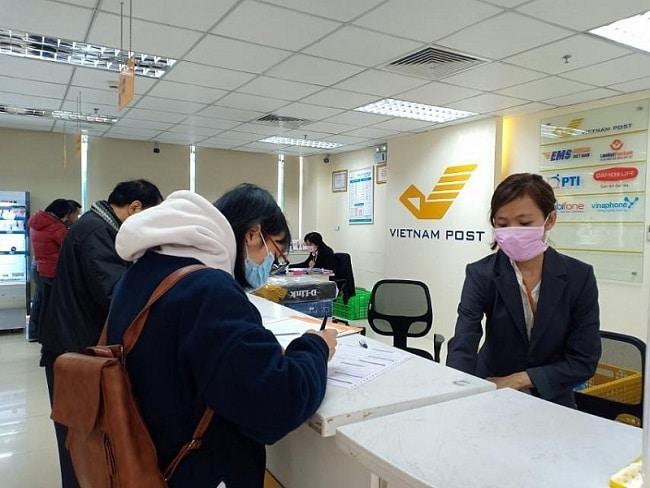 Bưu điện quận Phú nhuận - Trung tâm Ups