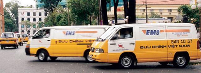 bưu điện quận 7 giao dịch ems