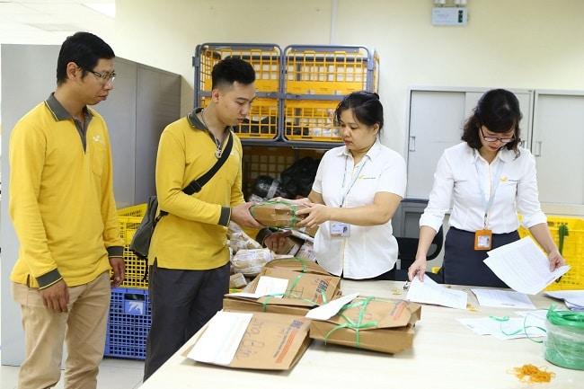Bưu điện quận Tân Bình Golden Energy