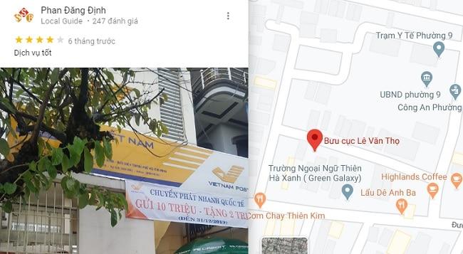 Bưu điện quận Gò Vấp - Lê Đức Thọ