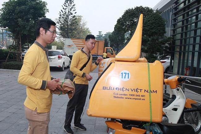 Bưu điện Quận 5 Nguyễn Trãi