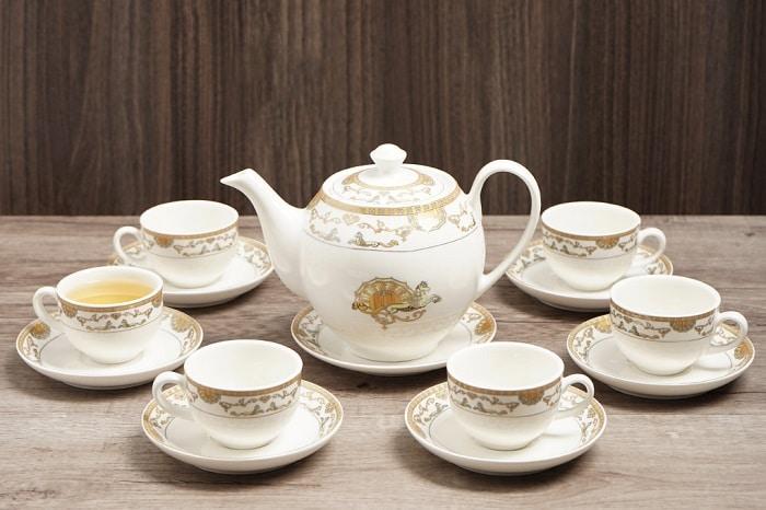 Món quà tặng mẹ ý nghĩa -  Bộ ấm trà