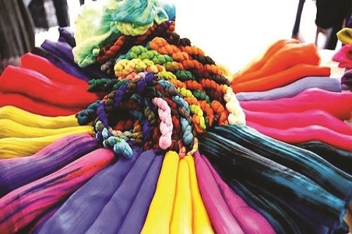 Quy trình sản xuất lụa tơ tằm