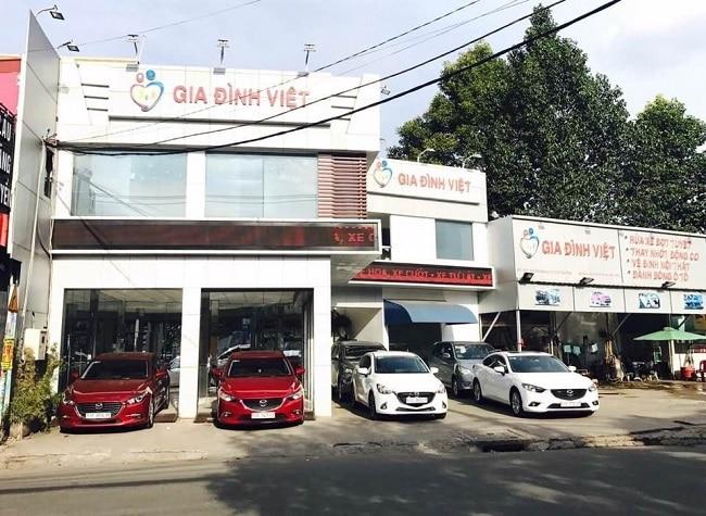 Thuê xe tự lại - Công ty Du Lịch Gia Đình Việt