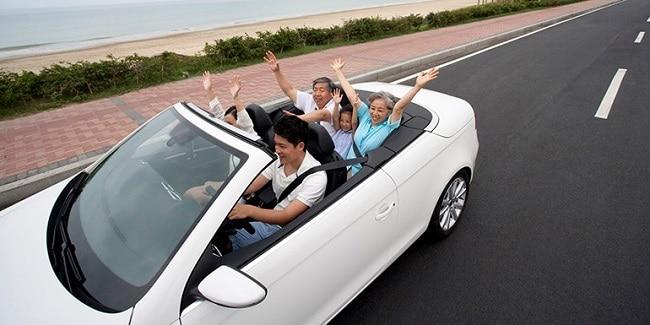 thuê xe tự lái Công ty TNHH Tấn An Gia
