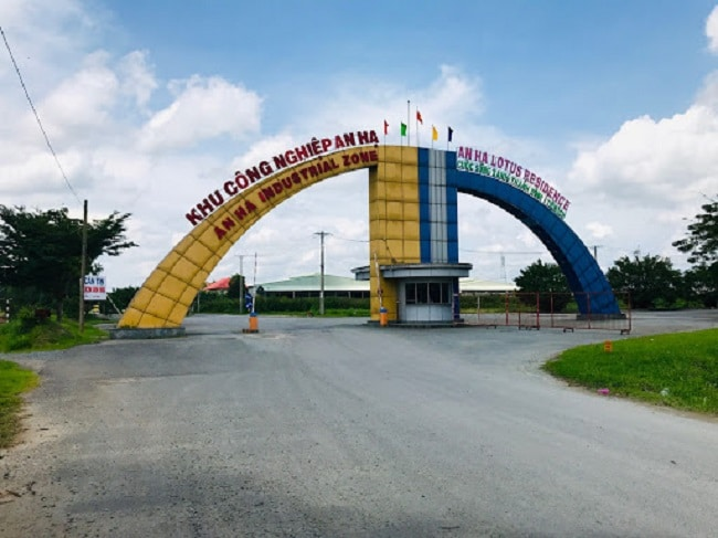 Khu công nghiệp TPHCM - An Hạ