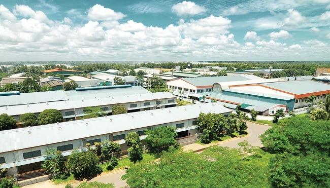Khu công nghiệp TPHCM - Lê Minh Xuân