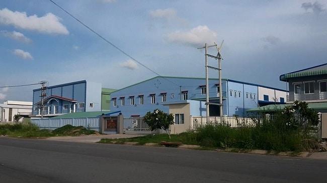 Khu công nghiệp TPHCM - Tân Tạo