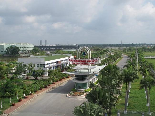 Khu công nghiệp TPHCM - Vĩnh Lộc