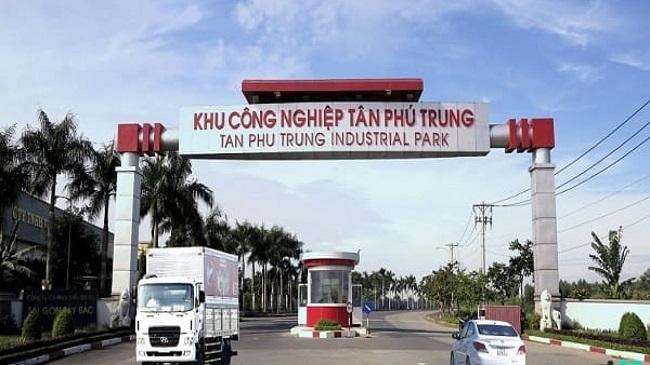 Khu công nghiệp TPHCM - Tân Phú Trung