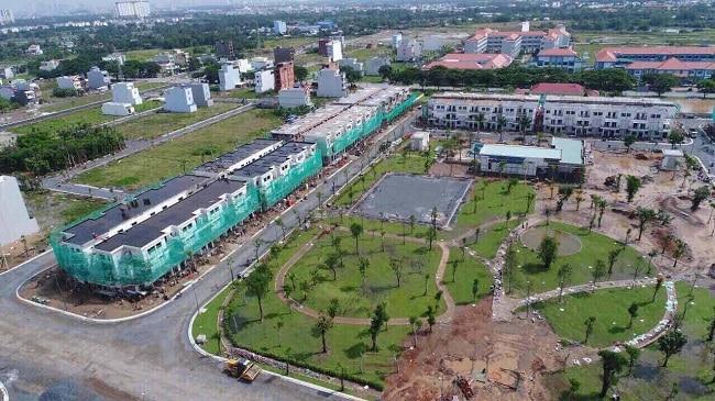 Khu công nghiệp TPHCM - Phong Phú