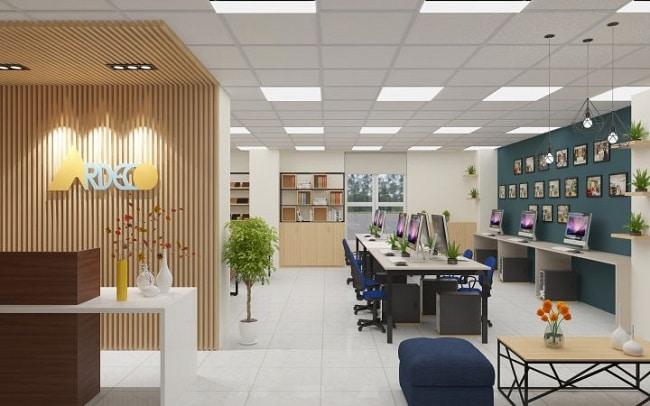 Văn phòng cho thuê Quận 2 The Vista