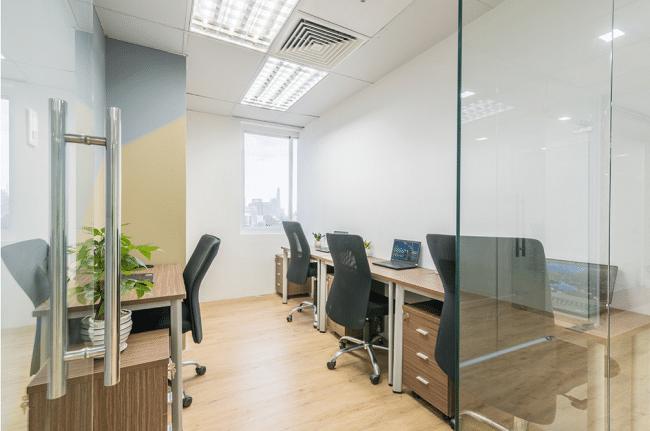 Văn phòng cho thuê Quận 4 Nam Việt Building