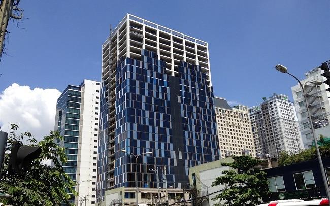 Văn phòng cho thuê Quận 4 Etown Central tower