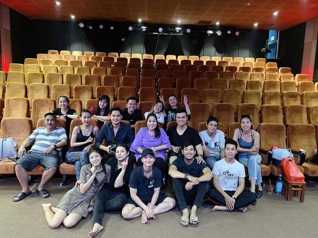 Trung tâm diễn xuất - Sân khấu kịch Hồng Vân