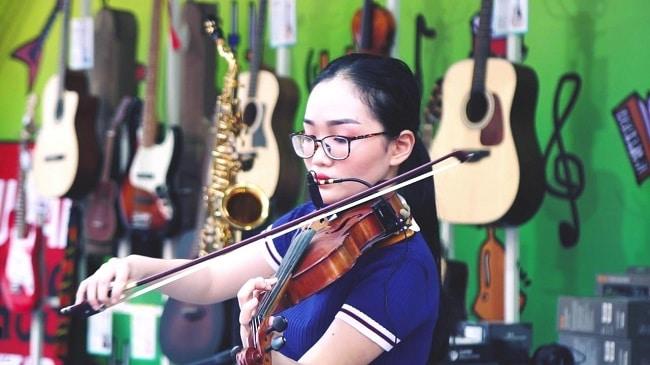 Trung tâm dạy Violin - Trường âm nhạc Việt Thương