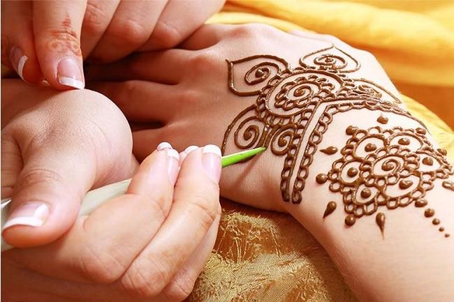 Xăm Henna ở đâu đẹp tphcm