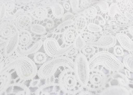 Top 6 loại vải phổ biến nhất trên thị trường hiện nay - Vải ren