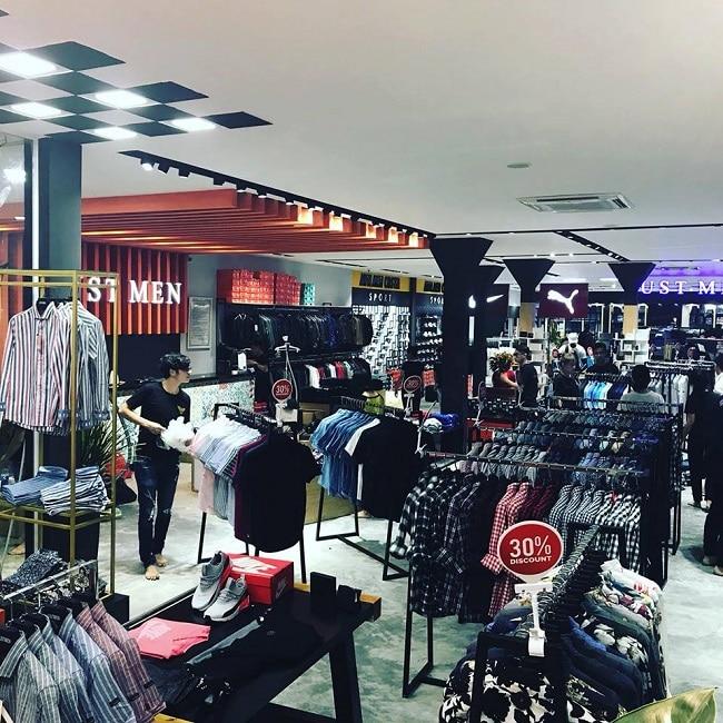 Shop bán quần Jeans nam just men